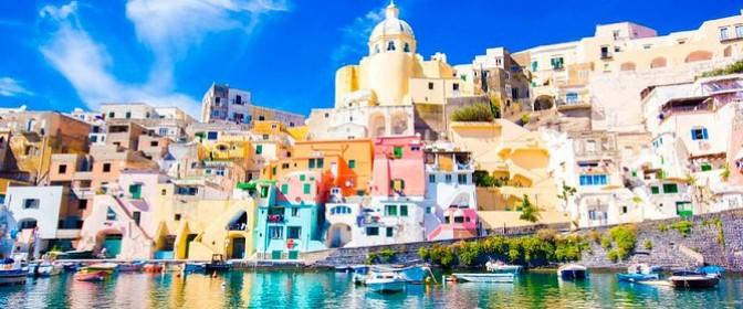 SEJUR 2021 ITALIA INSULA ISCHIA de la 383 euro / persoana