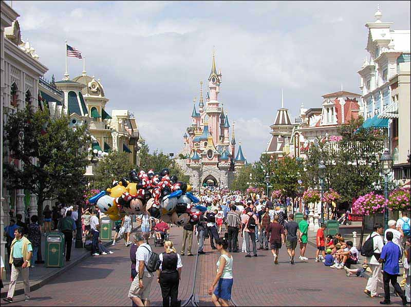 Disneyland paris vara 2013 de la 297 euro