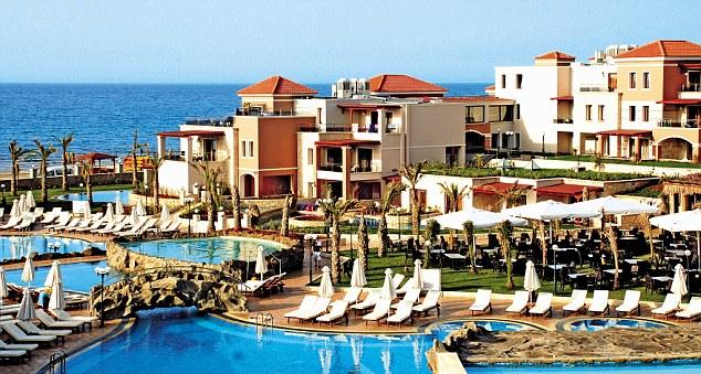LAST MINUTE CRETA – HOTEL MARILENA 4* de la 370 euro