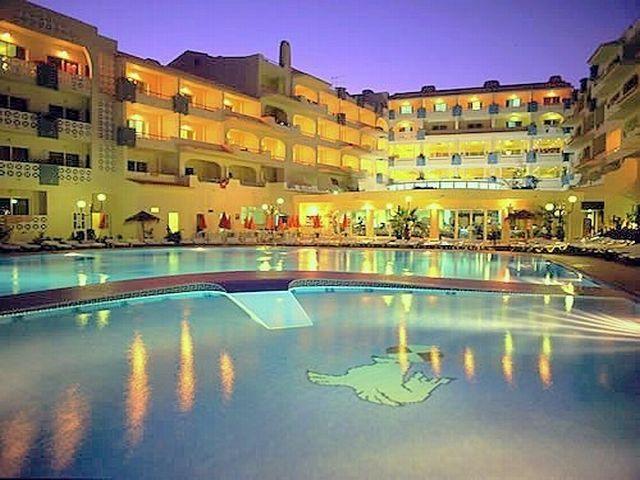 Algarve avion lisabona oferta algarve sejur algarve senior for Portugal appart hotel