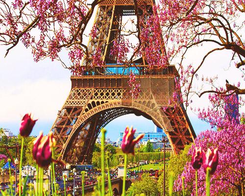 8 MARTIE LA PARIS de la 435 euro