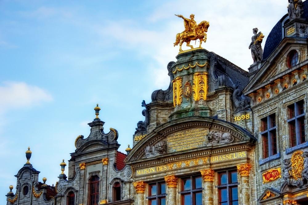 CIRCUIT 1 MAI BRUXELLES & AMSTERDAM de la 375 euro