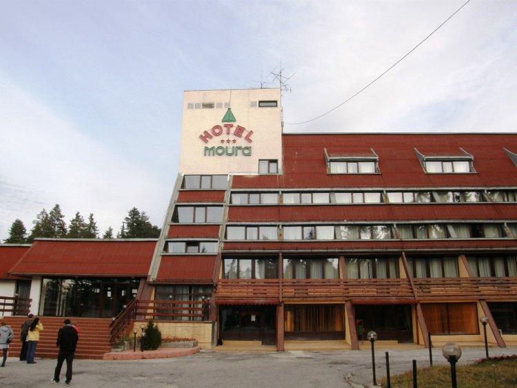 HOTEL MOURA 3* – BOROVETS de la 21 euro