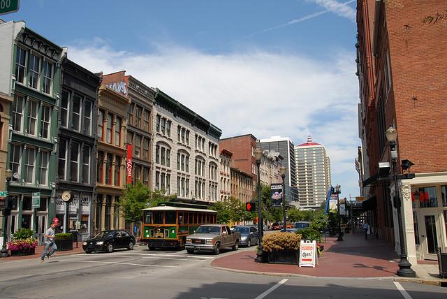 New Orleans Restaurant Downtown Louisville