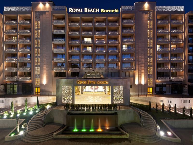LITORAL BULGARIA 2016- SUNNY BEACH- BARCELO ROYAL BEACH 5* de la 42 euro/persoana