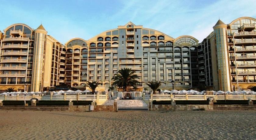 LITORAL BULGARIA 2016 SUNNY BEACH – HOTEL VICTORIA PALACE 5* de la 34 euro/persoana