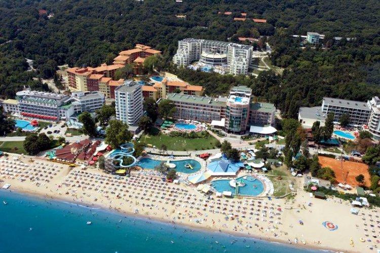 LITORAL 2016 NISIPURILE DE AUR – PARK HOTEL GOLDEN BEACH 4* – AI de la 27 euro/persoana