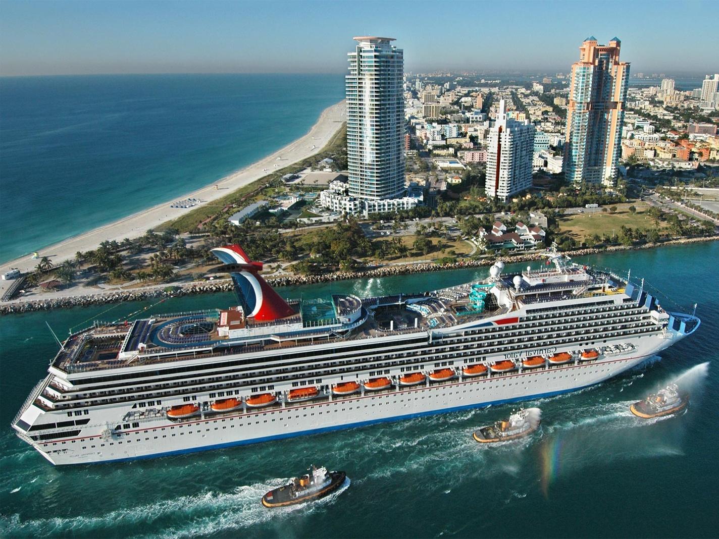 Miami cruises to Mexico