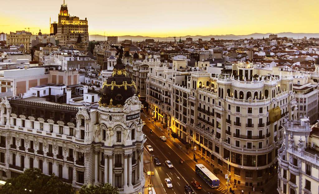 Senior Voyage 2016-2017 Madrid – Barcelona de la 395 euro
