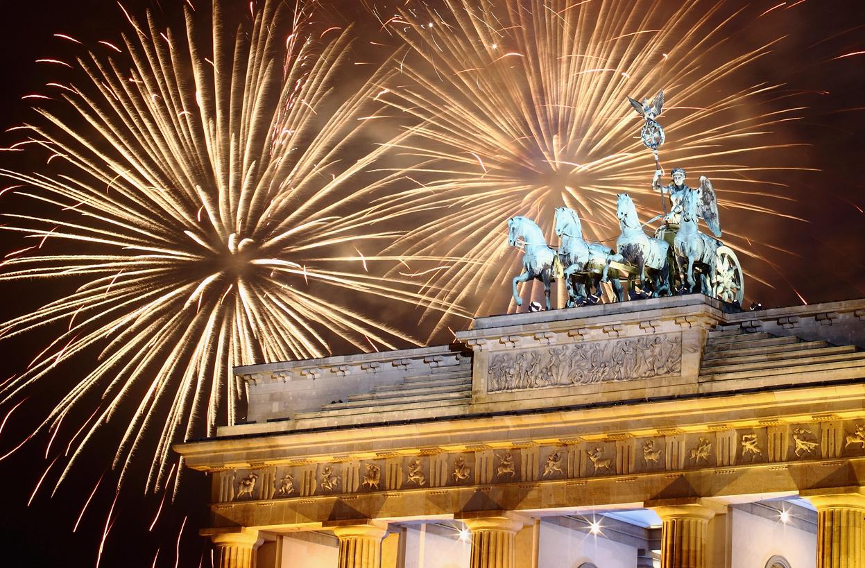 REVELION 2017 BERLIN – avion – de la 399 euro