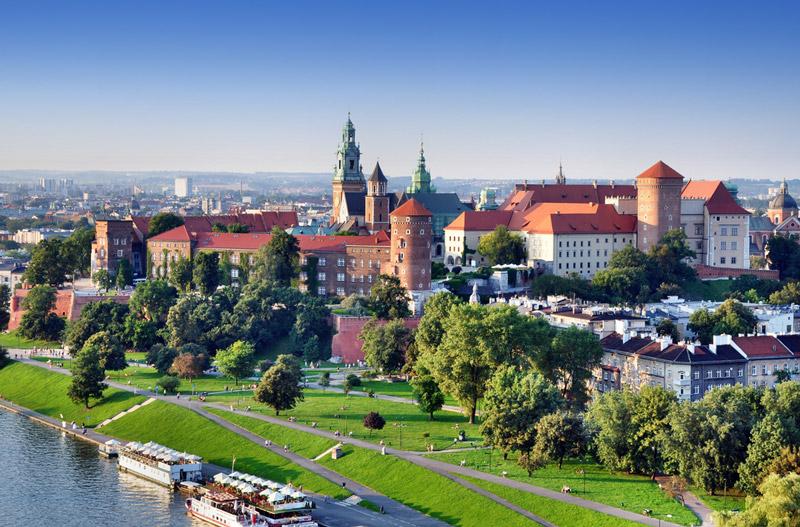 CIRCUIT 1 DECEMBRIE 2016 – Polonia – Krakowia