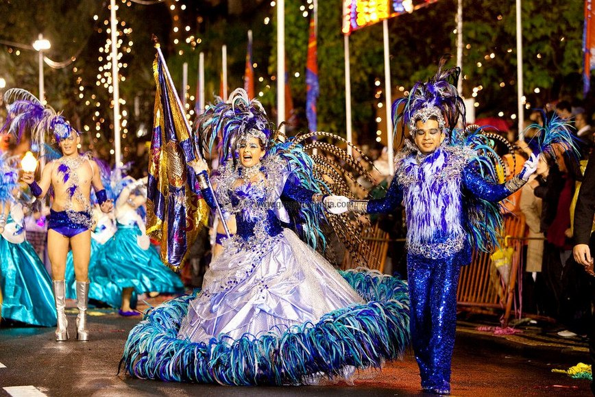 CIRCUIT AVION 2017- Carnaval Madeira de la 499 euro
