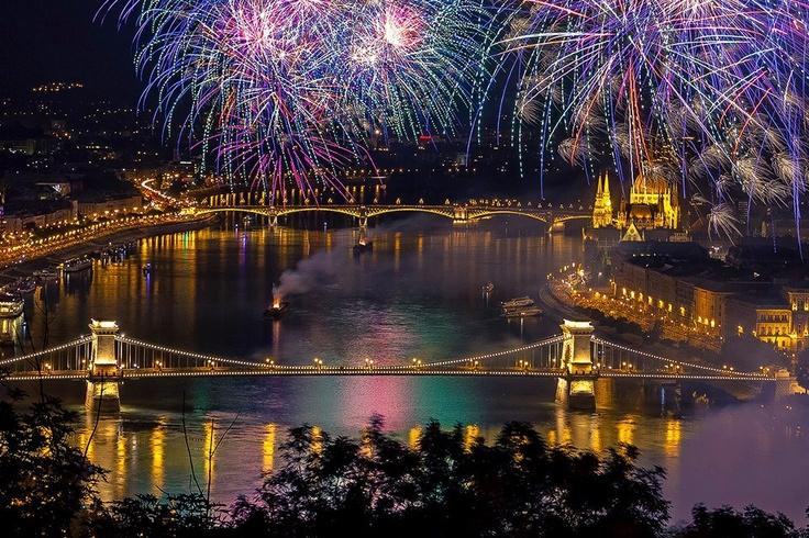 REVELION 2017 – Budapesta de la  320 euro