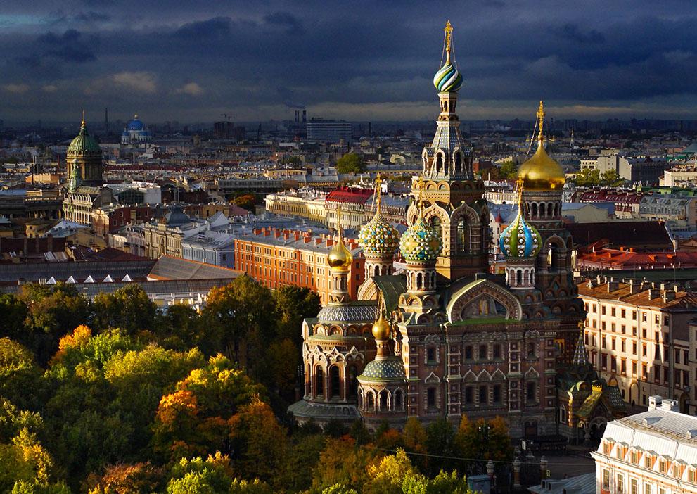 CROAZIERA 2017 SANKT PETERSBURG – MOSCOVA de la 1490 euro