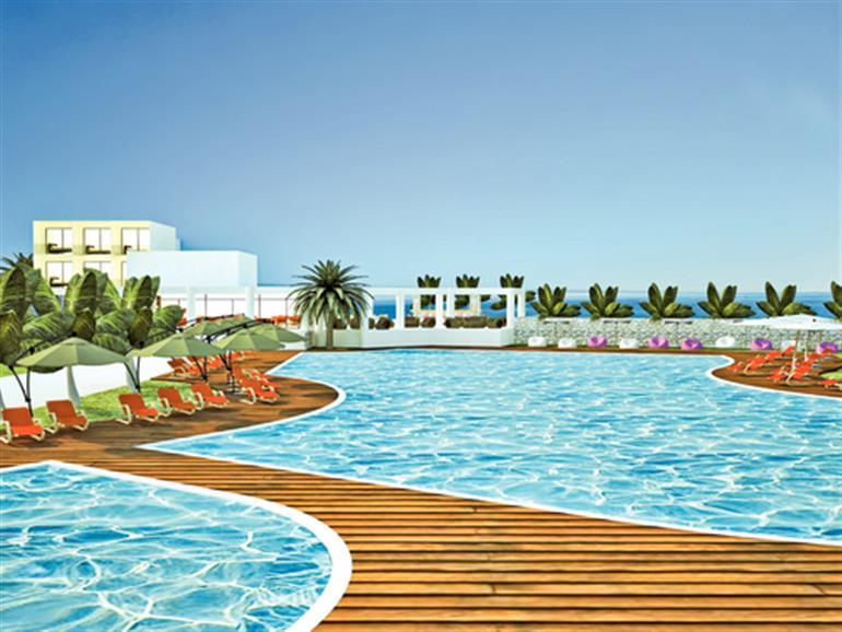 FIRST MINUTE 2017 SANTORINI – HOTEL EVITA BEACH 3* de la 399 euro