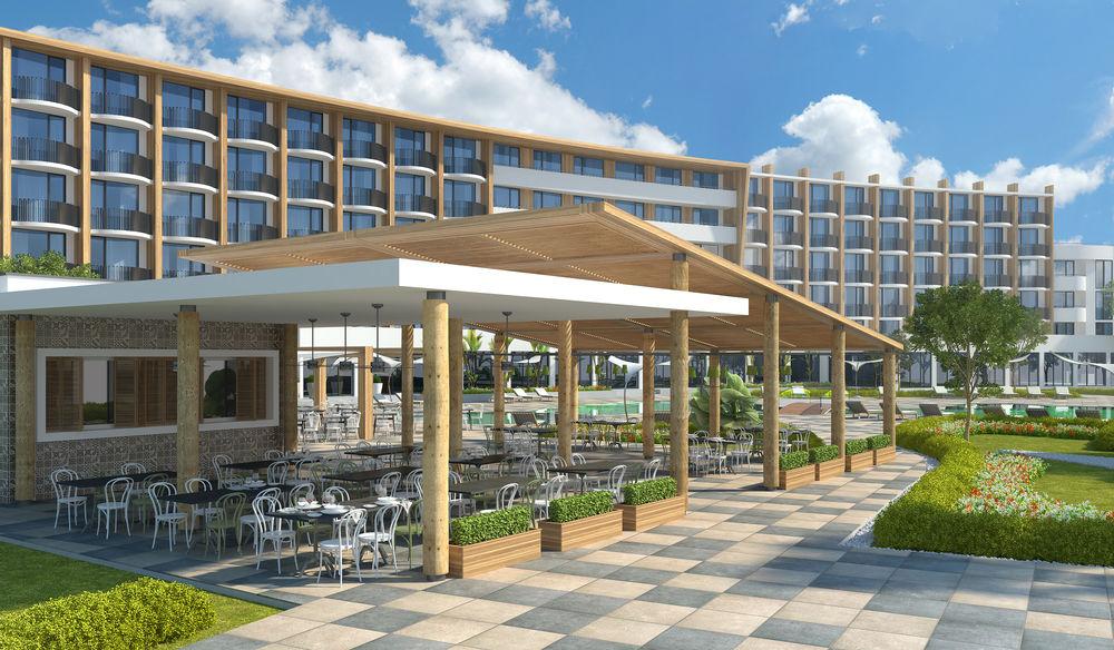 SEJUR 2017 – SUNNY BEACH – HOTEL HVD BOR CLUB 4* de la 45 euro