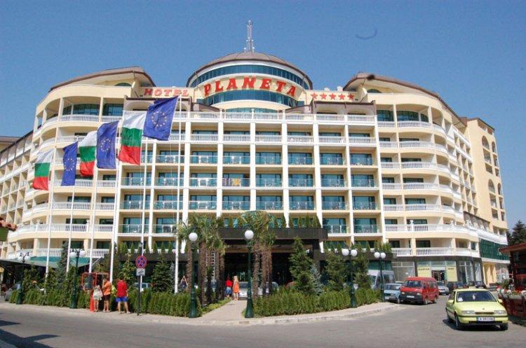 SEJUR 2017 – SUNNY BEACH – HOTEL PLANETA 5* de la 33 euro