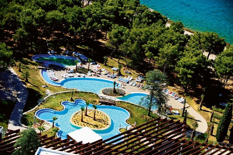 SEJUR 2017 avion CROATIA – HOTEL  BEACH  NIKO 4* de la 462 euro