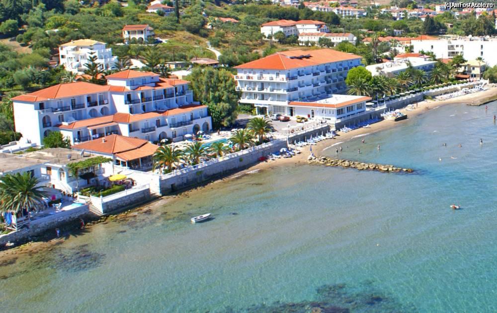 LAST MINUTE ZAKYNTHOS  CHARTER 2017  – HOTEL CHRYSSI AKTI – 390 euro taxe incluse – plecare 14.06.2017