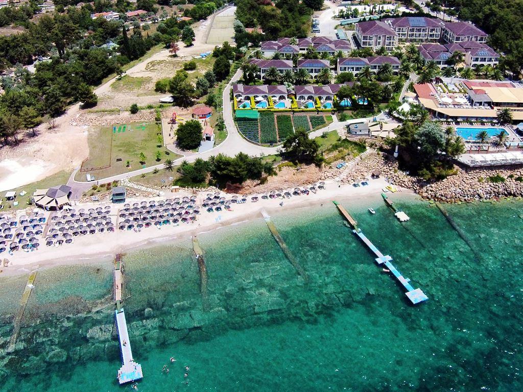 SEJUR 2018 THASSOS – HOTEL ALEXANDRA BEACH 4* – de la 220 euro/pers/ 7 nopti