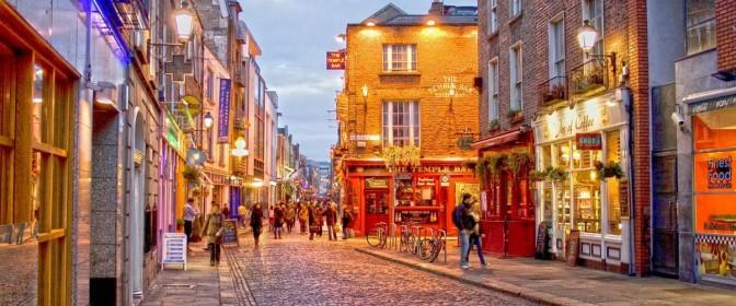 OFERTE 1 DECEMBRIE 2017 DUBLIN de la 375 euro  – oferta expirata