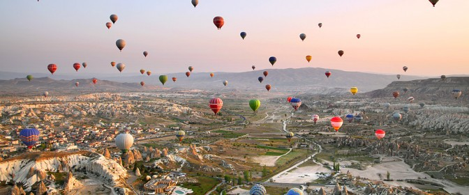 CIRCUIT 2019 CAPPADOCIA – avion – de la 75 euro – oferta expirata