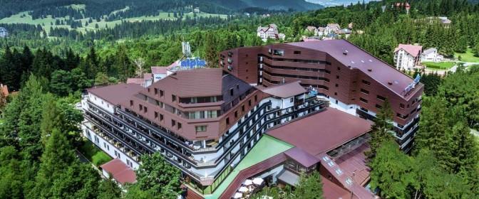REVELION 2021 HOTEL ALPIN 4* POIANA BRASOV de la 795 euro /persoana